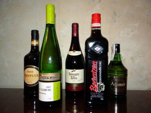 Омич продает уникальную коллекцию алкоголя