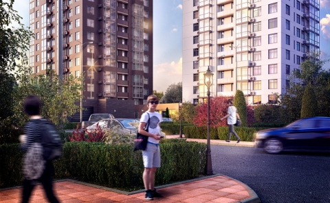 ЖК Барбарис от компании МИЦ - современное жилье по оптимальной цене