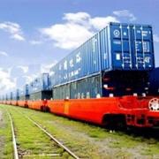 Осуществление жезнодорожных перевозок грузов
