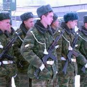Весной из Омска уйдут служить 800 призывников