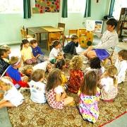 В детских садах Омской области появилось 1400 дополнительных мест