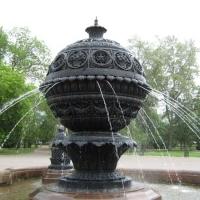 Сегодня в Омске запустят городские фонтаны