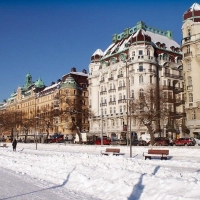 Зимнее сердце Скандинавии