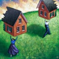 Корректный раздел имущества супругов после официального развода