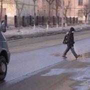 Омские пешеходы нарушают правила чаще водителей