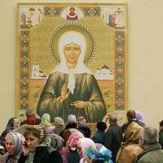 Матрона Московская вернется к омским православным
