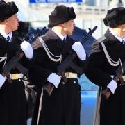 Атомный подводный крейсер «Омск» вернулся из дальнего похода