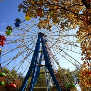 В Омске всё-таки появится колесо обозрения
