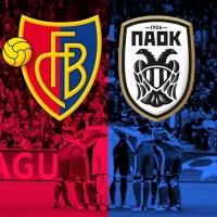 Прогноз на футбольный матч: Базель (Базель, Швейцария) — ПАОК (Салоники, Греция)