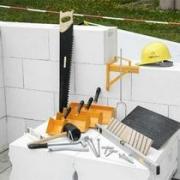 Строительство дома с применением газобетонных блоков
