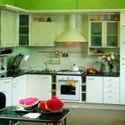 Чем удобна кухонная мебель под заказ