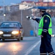 На выходных ГИБДД проведет рейд на омских дорогах