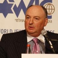 Вячеслав Моше Кантор поблагодарил Владимира Путина за безопасность еврейских общин в России