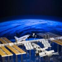 Приватный модуль для исследований на Международной космической станции