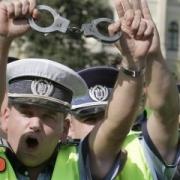 Власти лишили полицию оружия