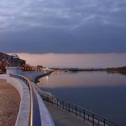 Омские физкультурники перекроют движение на набережной