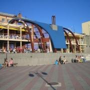 На Иртышской набережной собираются перекрыть дорогу на неопределённый срок