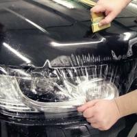 Как защитить свой автомобиль от сколов и царапин