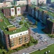 Новые районы Санкт-Петербурга