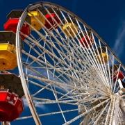 Новое колесо обозрения откроют в Омске через две недели