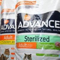 Чем полезен корм бренда Advance для собак и кошек
