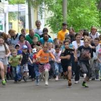 Омичи побегут, чтобы помочь детям с синдромом Дауна