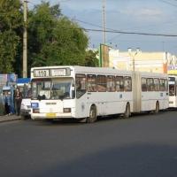 В Омске на день Победы поменяют движение автобусов