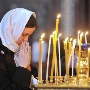 У омских православных начался Великий пост