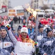 """Омичи узнают на """"горячей линии"""" о движении транспорта в день Олимпийской эстафеты"""