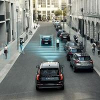 Новая разработка Volvo