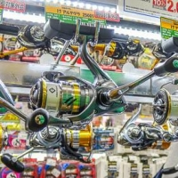 Японские рыболовные товары