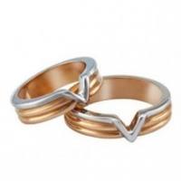Советы, как выбрать современные обручальные кольца