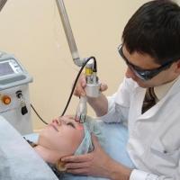 Применение медицинского лазера СО2