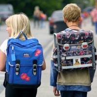 Каким должен быть рюкзак для ребенка в школу?