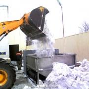 Убираем снег профессионально