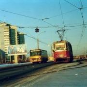 Двораковский отказался восстанавливать трамвай на Левобережье