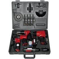 Пневматические инструменты: комплектующие, функции и сфера применения