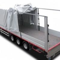 Специальные прицепы для транспортировки негабаритных и сыпучих грузов