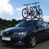 В Омске открывают такси для велосипедистов
