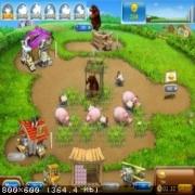 Обзор игры Веселая Ферма 4