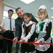 Двораковский проверил строящиеся садик и школу на Левобережье