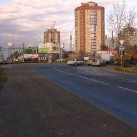 В Советском округе уберут кольцевую развязку на Заозёрной
