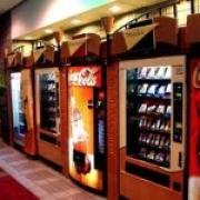 Популярность вендинговых автоматов