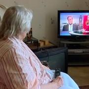 85 % омичей смотрят телевизор раз в день