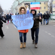 Омичи выступят в поддержку Крыма