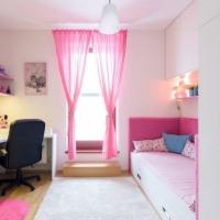 Особенности интерьера комнат для девочек