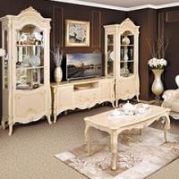 Классическая мебель в итальянском стиле в Омске