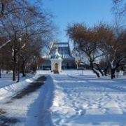 С понедельника Омск засыплет снегом