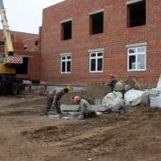 В Омской области достраивают школу и детский сад