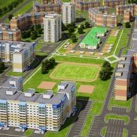 """На """"Московке-2"""" смогут поселиться более 200 семей"""